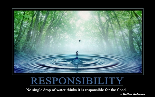 responsibility-drop-of-water
